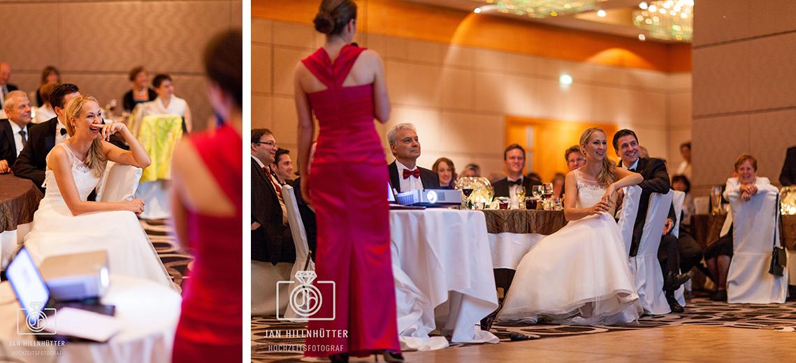 Hyatt-Festsaal-Hochzeitsfeier