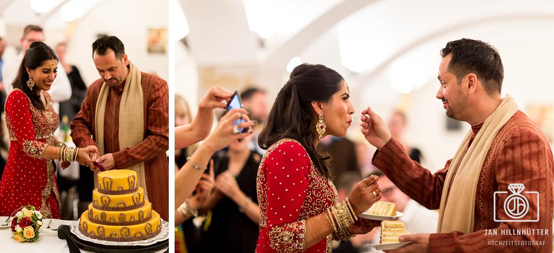 Hochzeitstorte-Bollywood-Wedding
