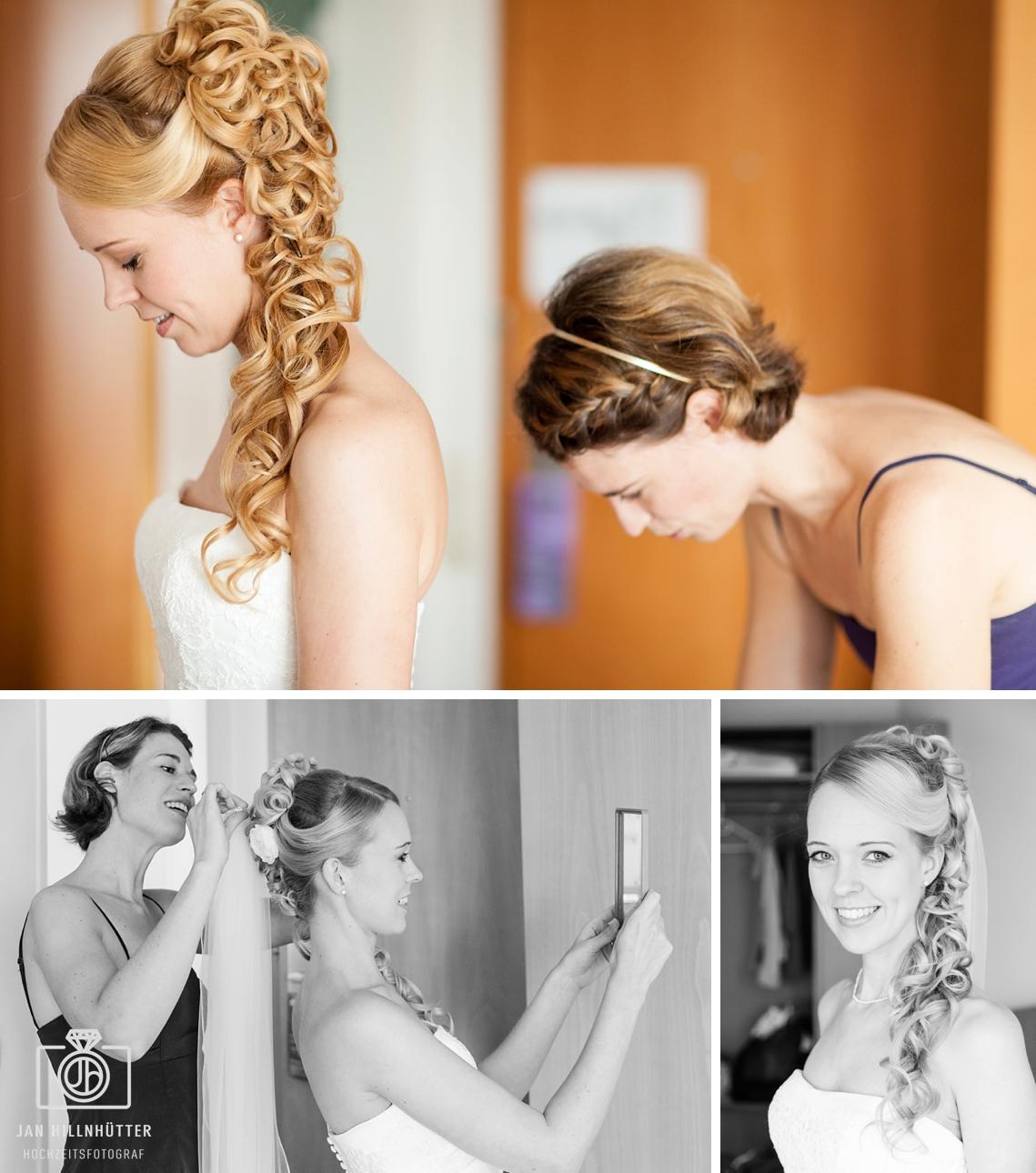 Brautvorbereitung-Hochzeit-Kupferbergterrasse-Brautkleid