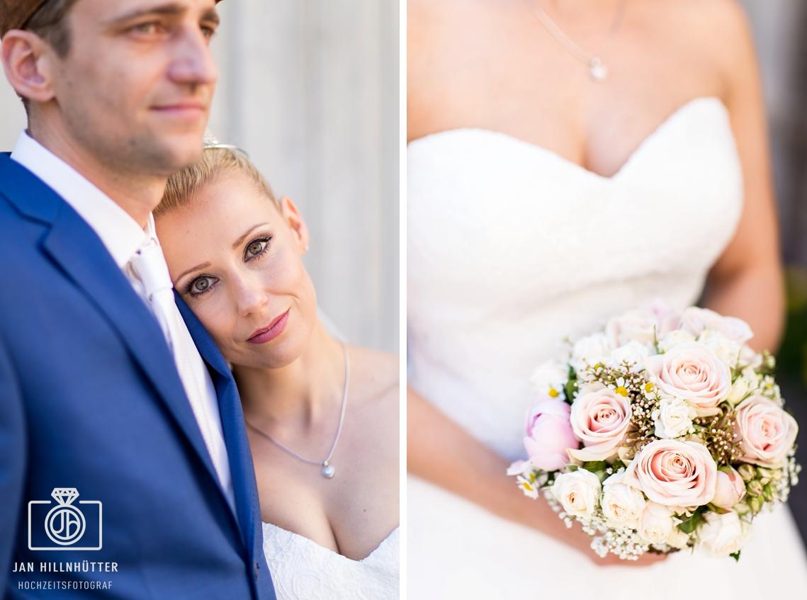 Romantisches-Vintage-Hochzeitspaar-Brautstrauss-Schwaebisch-Hall