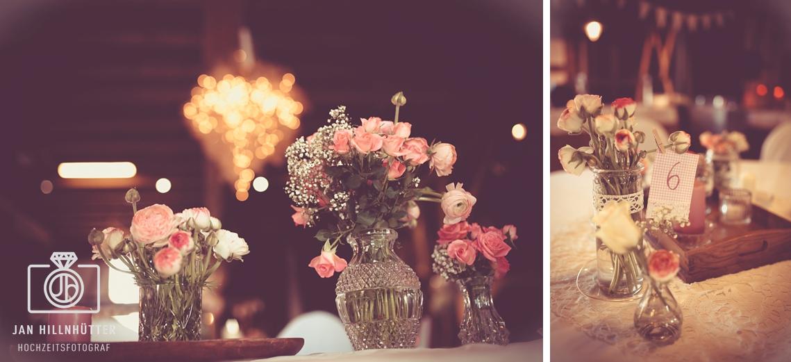 Vintage-Hochzeit-Details-Blumenschmuck