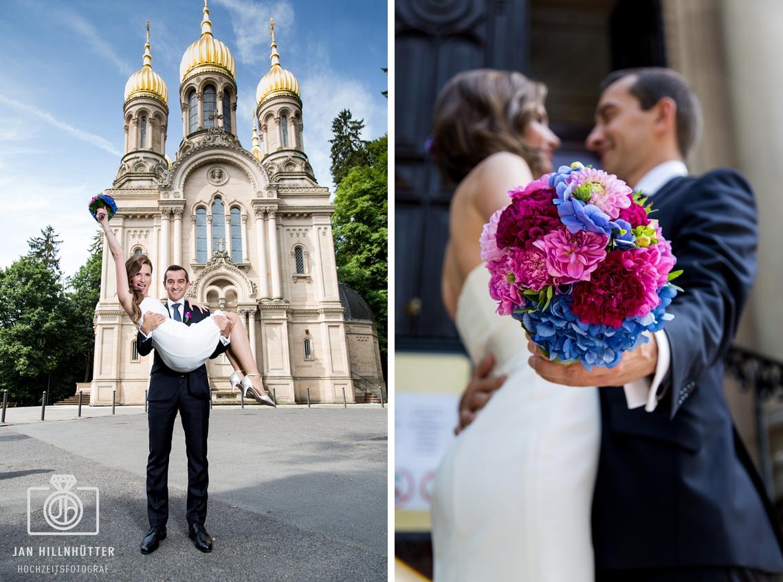 Brautpaar-russisch-orthodoxe-Kirche-Wiesbaden-Neroberg