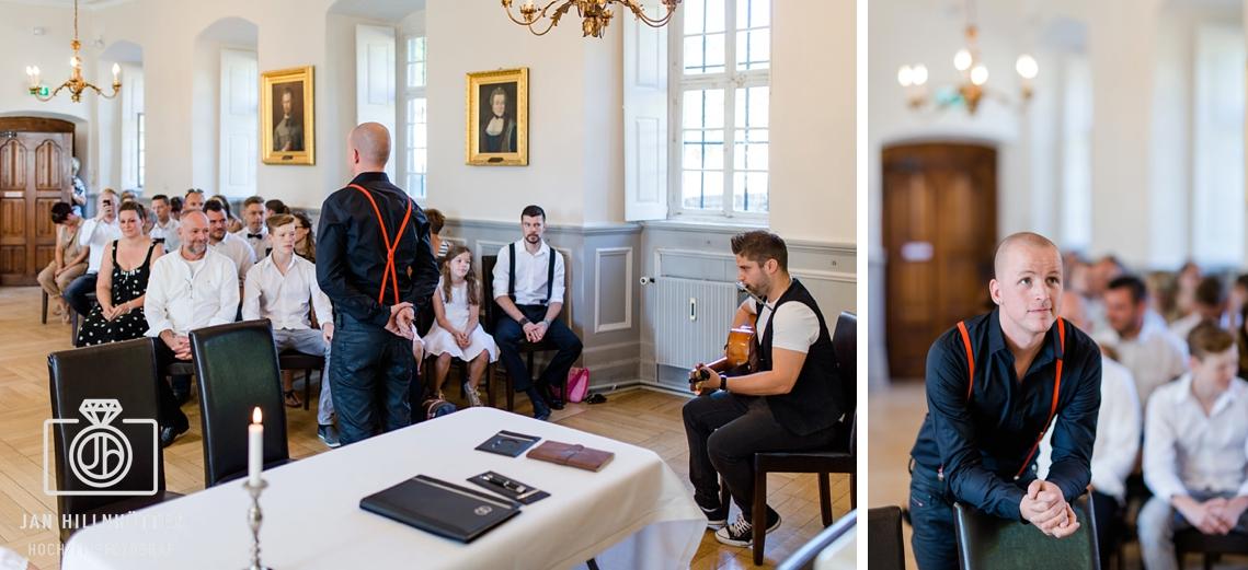 Rockabilly-Hochzeit-Burg-Eltville-Braeutigam-wartend