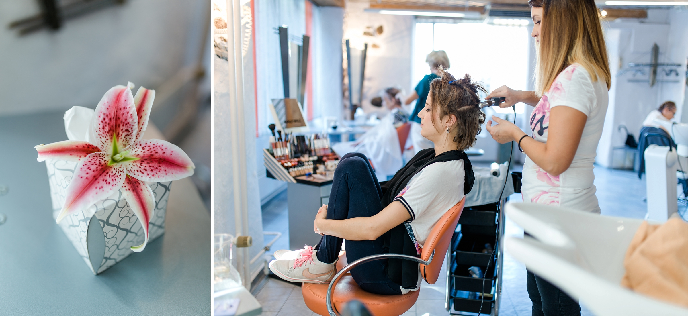 Hochzeitsfotograf-Zuerich-Brautvorbereitung-Blumen-Friseur-Getting-Ready