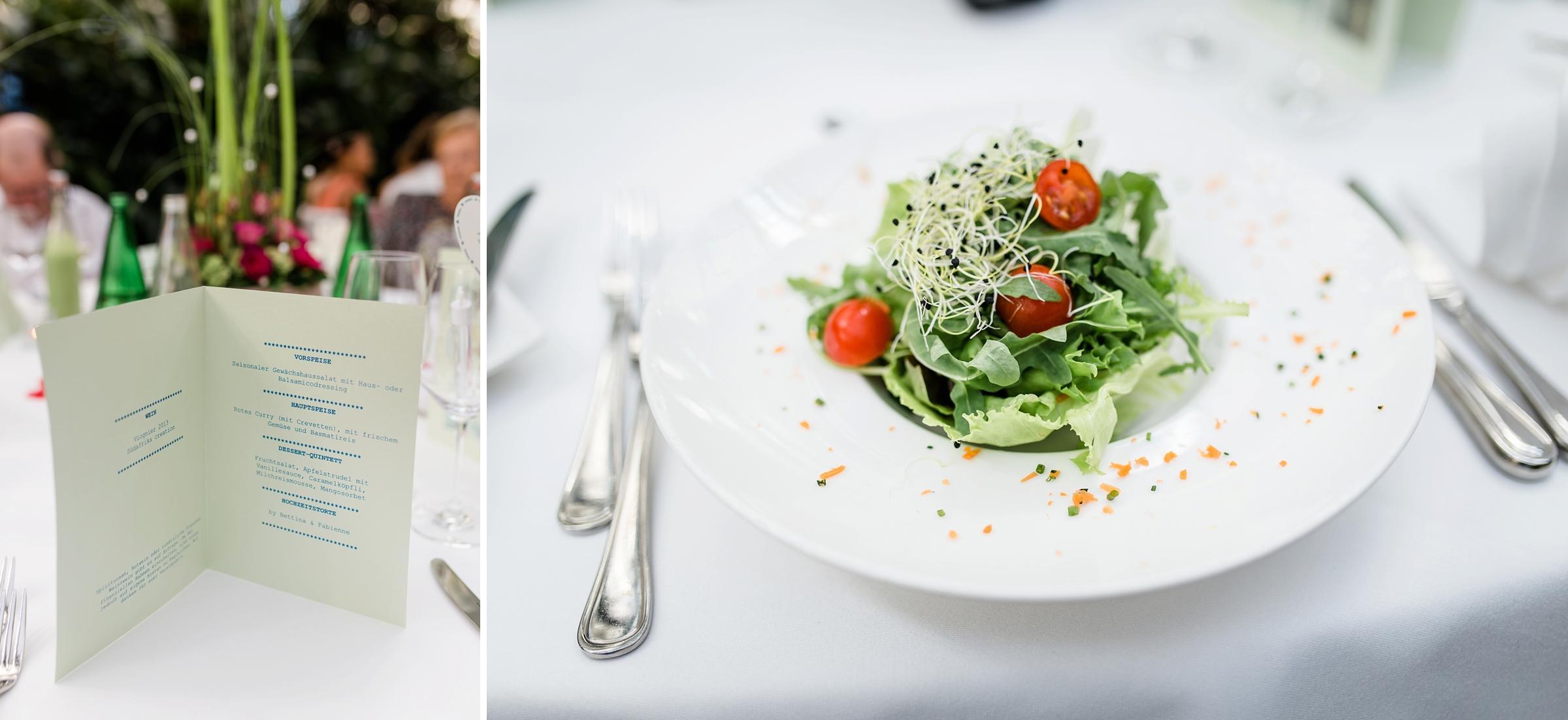 Hochzeitsfotograf-Zuerich-Giardino-Verde-Uetikon-Hochzeitsmenue-Salat