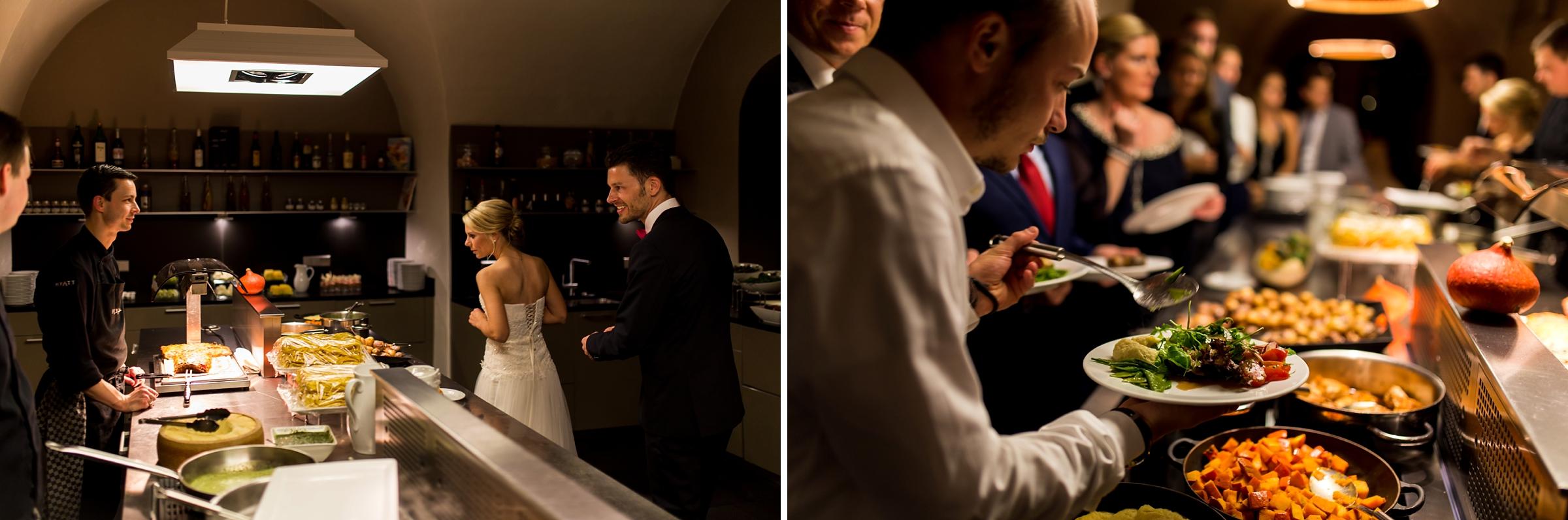 Hochzeitsreportage-Mainz-Hyatt-Regency-Live-Cooking-Buffet