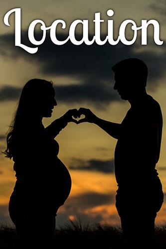 Richtige Location und Tageszeit für Babybauch-Bilder