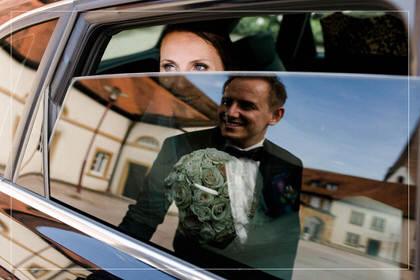 Stephie und Dietmar feiern Hochzeit im Schloß Donzdorf