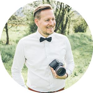 Portrait von Hochzeitsfotograf Jan Hillnhütter