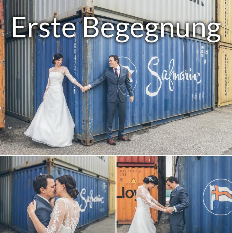 10 Tipps für Hochzeitsfotos aus Sicht eines Fotografen: die erste Begegnung festhalten!