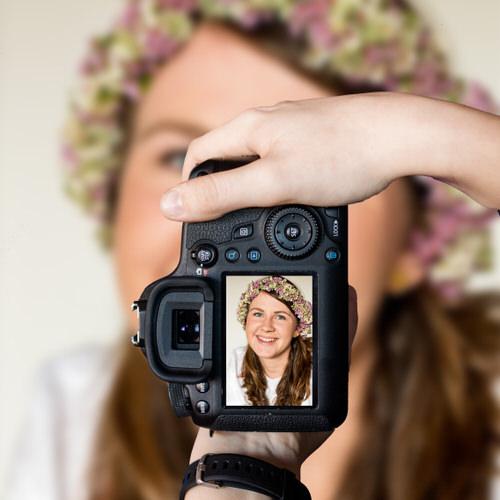 Einsteiger-Fotokurs Portraitfoto mit Spiegelreflexkamera